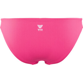 TYR Solid Classic Bikini Bottom Women fluo pink